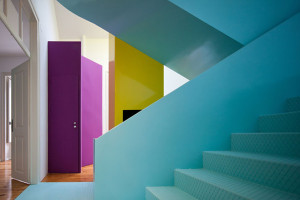 Color Blocking Your House