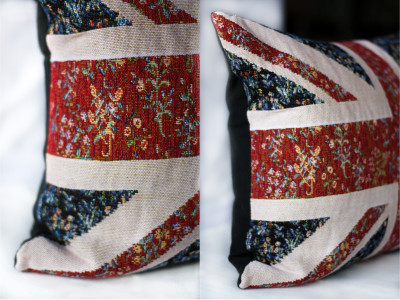 UK Flag French Tapestries
