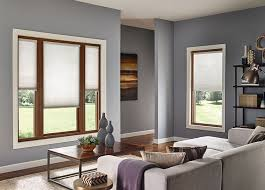 blinds living room
